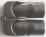 Folded Binoculars
