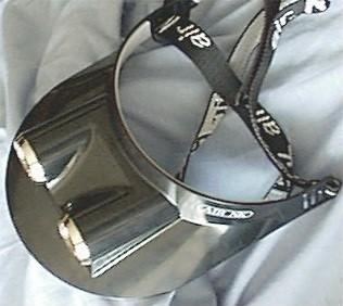 Visor Binoculars