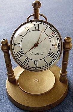 Clock/Magnifier. Dial