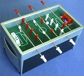 Miniature Table Soccer