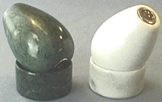 Marble Egg Kaleidoscopes