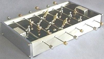 Miniature Table Soccer