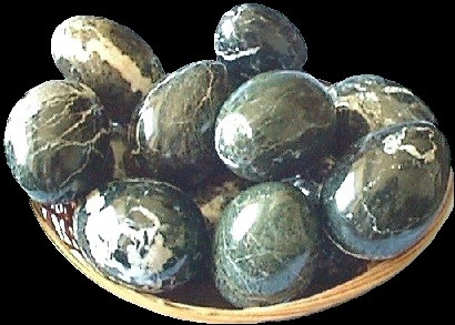 Marble Egg Basket