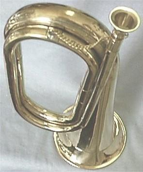 Army Reproduction Bugle