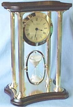 Clock/Hourglass Combo