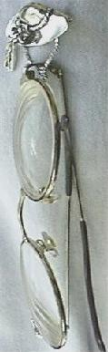 Pin & Eyeglasses