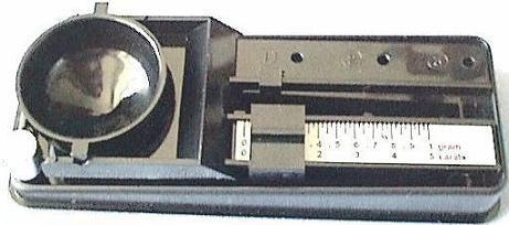 Twin Beam Mechanical Scale