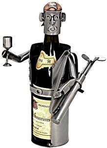 Golfer Wine Caddy