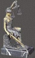 Lady Justice, Sitting Down Version