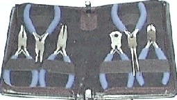 Pliers and Cutters Set With Pouch