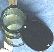 Triple Lens Loupe Magnifier